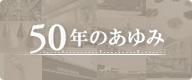 日研フード50年のあゆみ